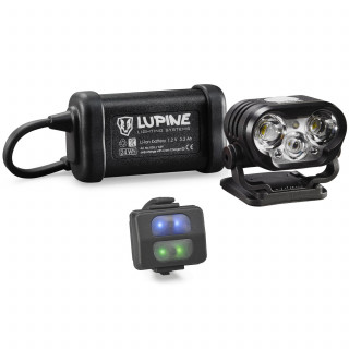 Lupine Blika R 4 Helmlampe