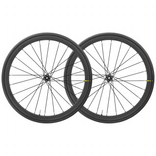 """Mavic Ksyrium Pro Carbon SL UST Disc Rennrad-Aero-Laufradsatz (28"""")"""