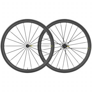 "Mavic Ksyrium Pro Carbon SL UST Rennrad-Aero-Laufradsatz (28"")"