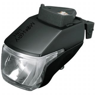 MonkeyLink ML-Light Front Recharge 50 Lux Fahrrad-Scheinwerfer