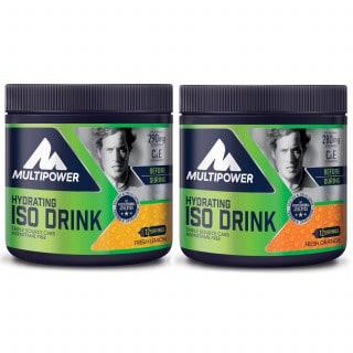 Multipower Iso Drink Getränkepulver (420 g)