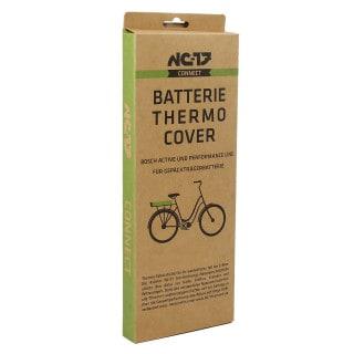 NC-17 Connect Batterie Thermo Cover Schutzhülle für Gepäckträgerakku