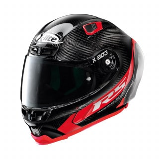 Nolan X-Lite-803 Hot Lap Integralhelm