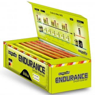 Nutrixxion Endurance Drink Stick Sportgetränkepulver Box (7 x 35 g)