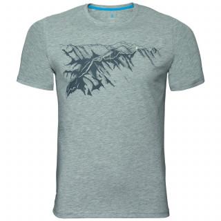 Odlo Nikko Logo Bike-Shirt Herren