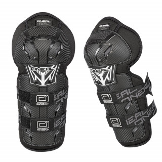 O´Neal Pro III Carbon Look Youth Kneeguard