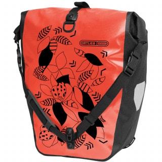 Ortlieb Back-Roller Design Magnolia Fahrrad-Gepäcktasche