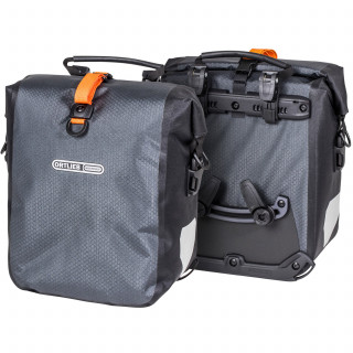Ortlieb Gravel-Pack Fahrrad-Packtaschen Vorderrad (Paar)