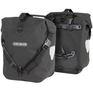 Ortlieb Sport-Roller High Visibility Fahrrad-Packtaschen (Paar)