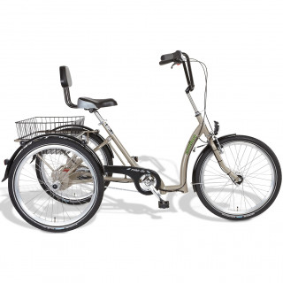 PFAU-Tec Comfort Spezialrad Dreirad