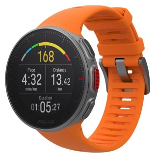 Polar Vantage V GPS-Multisportuhr Orange | M/L (Limited Edition)