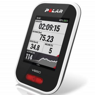 Polar GPS-Fahrradcomputer V650 N