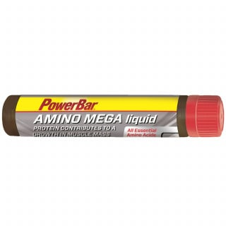 Powerbar Amino Mega Liquid Ampulle (25 ml)
