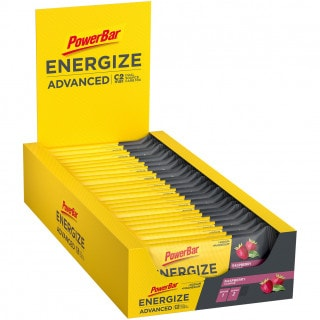 Powerbar Energize Advanced Energieriegel Box (25 x 55 g)