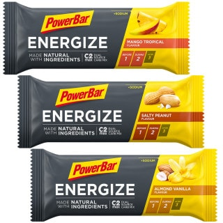 Powerbar Energize Energie Riegel Natural (55 g)