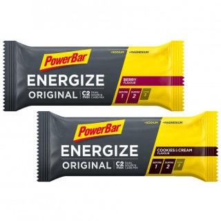 Powerbar Energize Original Sport-Riegel Box (25x55 g)