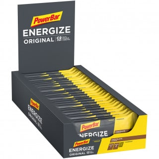 Powerbar Energize Original Energieriegel Box (25 x 55 g) Banana Punch