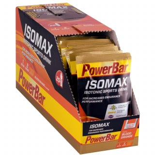 Powerbar Isomax Sportgetränkepulver Box (20 x 50 g)