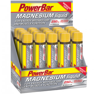 Powerbar Magnesium Liquid Citrus Ampullen Box (20x25 ml)