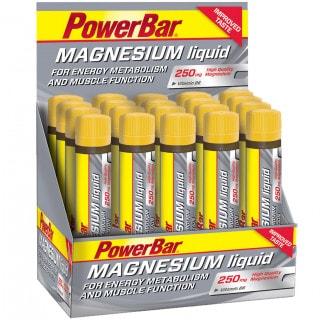 Powerbar Magnesium Liquid Citrus Ampullen Box (20x25 ml)