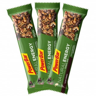 Powerbar Natural Energy Cereal Energieriegel 3er-Set (3 x 40 g)