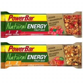 Powerbar Natural Energy Fruit Riegel (40 g)