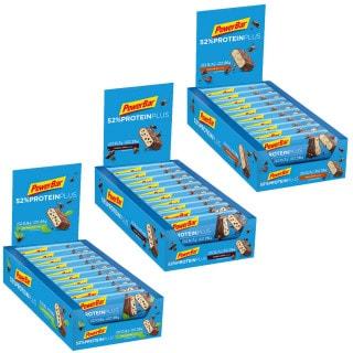 Powerbar Protein Plus 52% Energieriegel Box (20x50g)