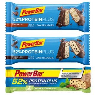 Powerbar Protein Plus 52% Energieriegel (50 g)