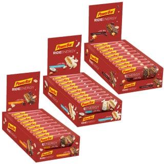 Powerbar Ride Energy Bar Box (18 x 55 g)
