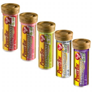 Powerbar Tabs 5Electrolytes Sports Drink (10 x 4 g)