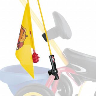 Puky Sicherheitswimpel SW2 für Dreiräder