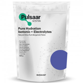 Pulsaar Nutrition Isotonic & Electrolytes Sportgetränkepulver (500 g)