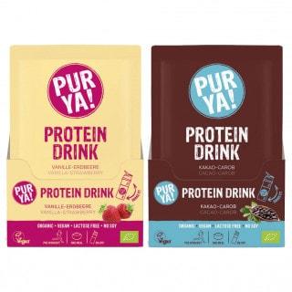 PUR YA! Protein Drink Eiweiß-Pulver (30 g)