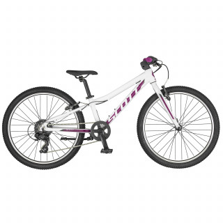 Scott Contessa 24 Rigid Fork Bike mit Starrgabel