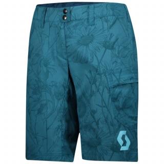 Scott Trail Flow w/Pad Bike Shorts Damen