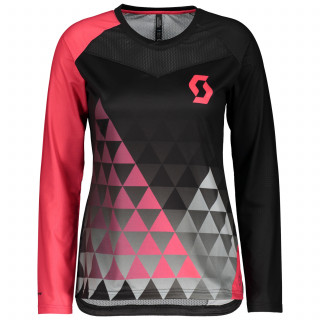 Scott Trail Vertic L/SL Shirt Damen