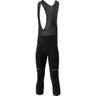 Shimano 3/4 Winter Bib Tights Trägerhose Herren