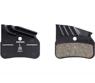 Shimano N03A Resin XTR 4-Kolben Scheibenbremsbeläge