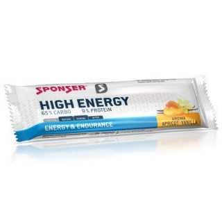 Sponser High Energy Sport-Riegel Box (30 x 45 g)