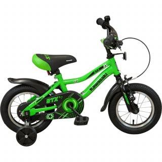 Streety Kawasaki Kinderrad 12