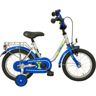 """Streety Polizei Kinderrad 14"""""""