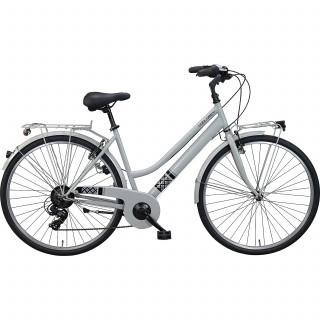 """TecnoBike Coolgrey Citybike 28"""""""