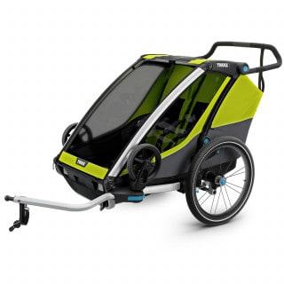 Thule Chariot Cab 2 Fahrradanhänger (2020)