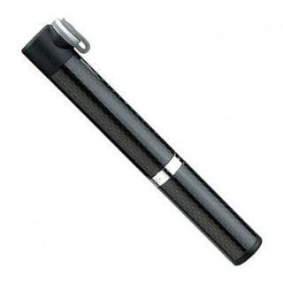 Topeak Minipumpe Micro Rocket Carbon Blau