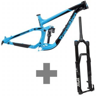 "Transition Sentinel Enduro-Rahmen (29"") + Fox Float 36 RC2 Performance Elite 160mm Federgabel Set"