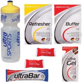 Ultrasports gefüllte Testflasche (Inhalt 133 g)
