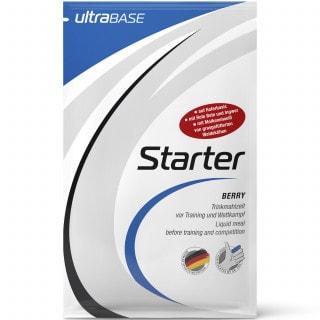 Ultrasports Ultrabase Starter Kohlenhydrat-Eiweiß-Getränkepulver (64 g)