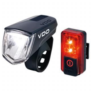 VDO ECO Light Set Front & Bremslicht 60 Lux