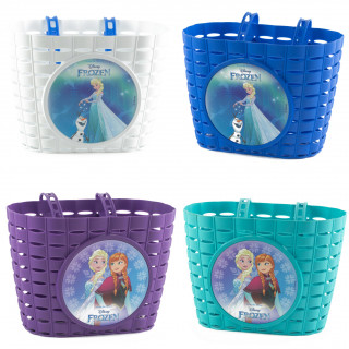 Widek Disney Frozen Kinder-Fahrrad-Korb