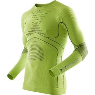 X-Bionic Energy Accumulator Evo Rundhals-Unterhemd Herren